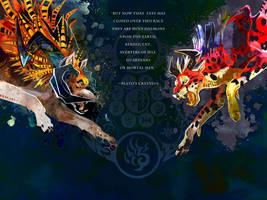 +DS+:: Guardians Wallpaper
