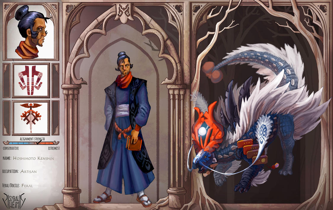 Sybal Heim Application: Kenshin by Droemar