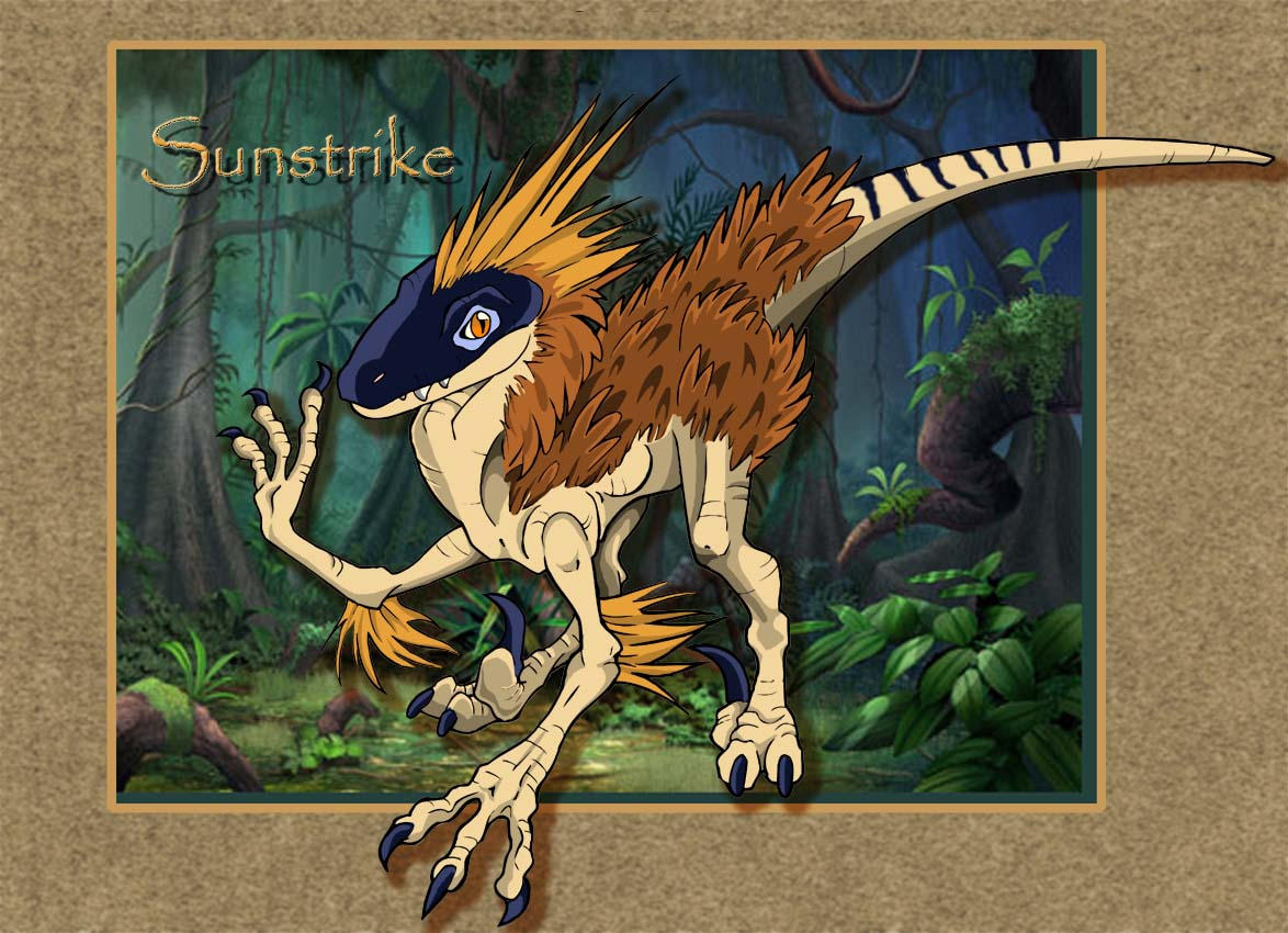 Sunstrike Evolves by Droemar