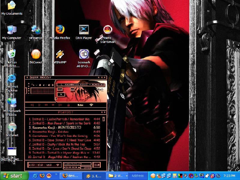 Dante....Devil May Cry by alcrestkiera