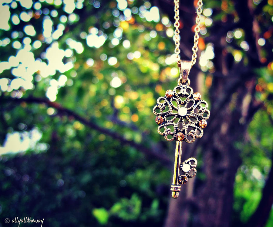 The Key by allyalltheway