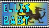 Ellisbaby Stamp by allyalltheway