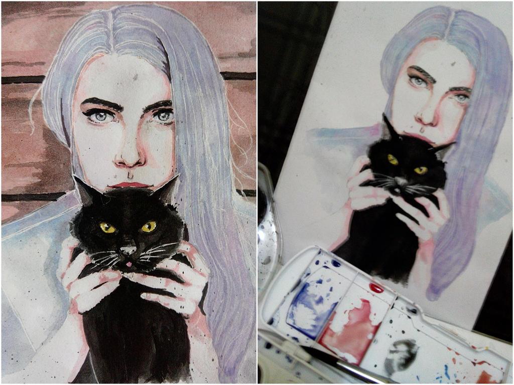Meow by lianne07