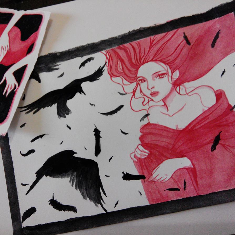 Crow by lianne07