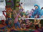 Animal Crossing X Zootopia