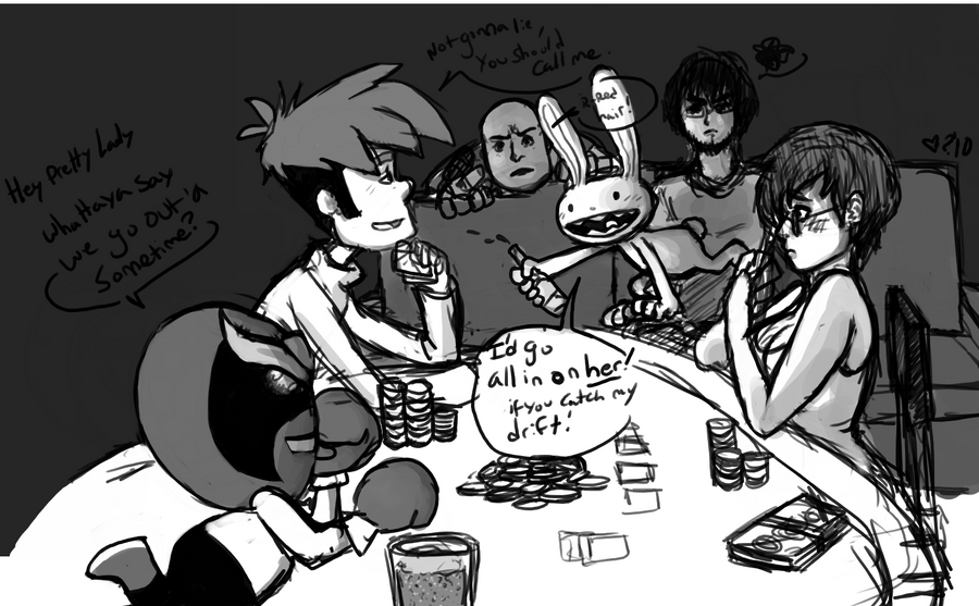 Svu gambling problem