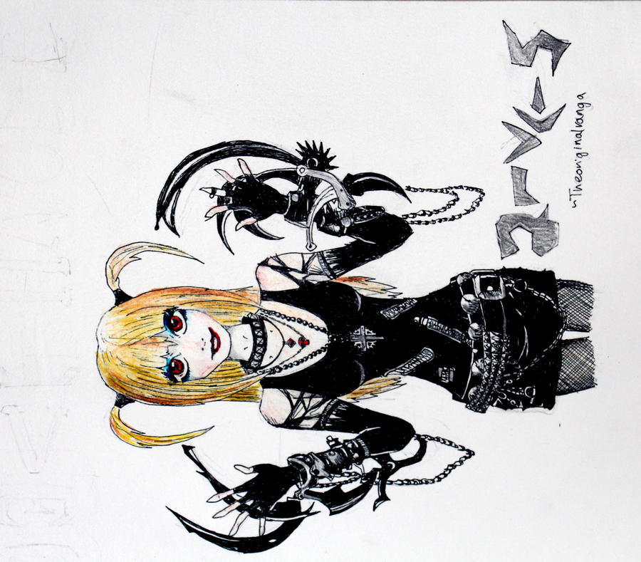 Misa Amane~ by theoriginalranga