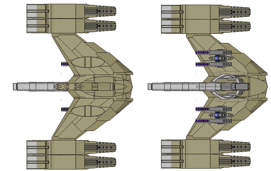 Mohljaniir R-47 Harpy by wbyrd