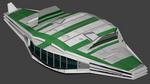 Traveller Safari Ship