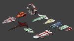 Traveller: Classic ships of the 3rd Imperium