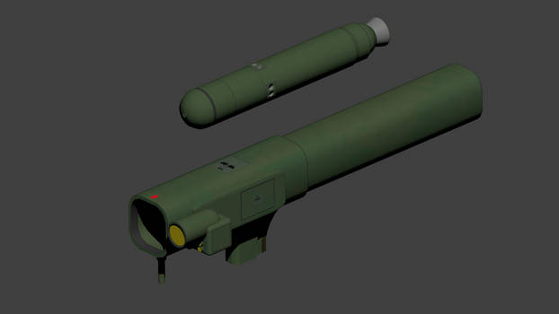 M-289 Dhanush Tactical Missile Launcher