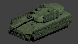 M-3 Mohljaniir MBT
