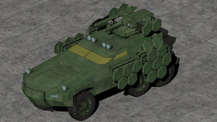 Valkiir National Arms M-228EFSV 'Wombat' by wbyrd