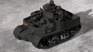Death Korps of Krieg Universal Carrier by wbyrd