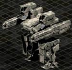 Mauler Superheavy Mechanized Combat Frame