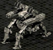 Centaur Mobile Gun Platform by wbyrd