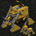 CEDU5 'CEE-DO' Hazardous Environment work unit. by wbyrd