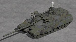 modernized T95 with phalanx