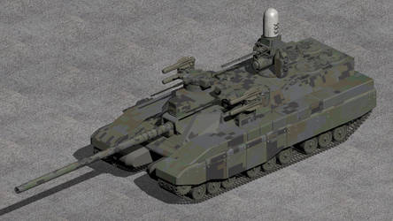 modernized T95 with phalanx by wbyrd