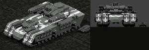 Apolyon Siege Tank