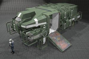 Cargo Lander