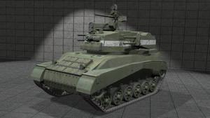 M5-75/50 Support gun