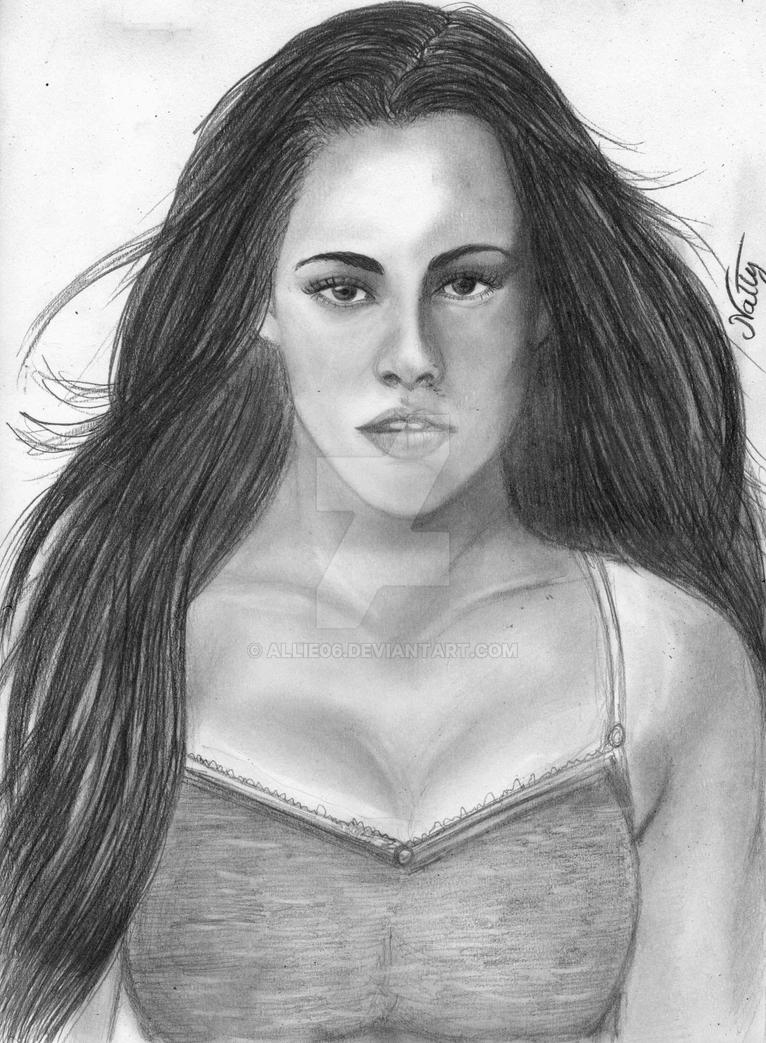 Bella Swan in New Moon by Allie06