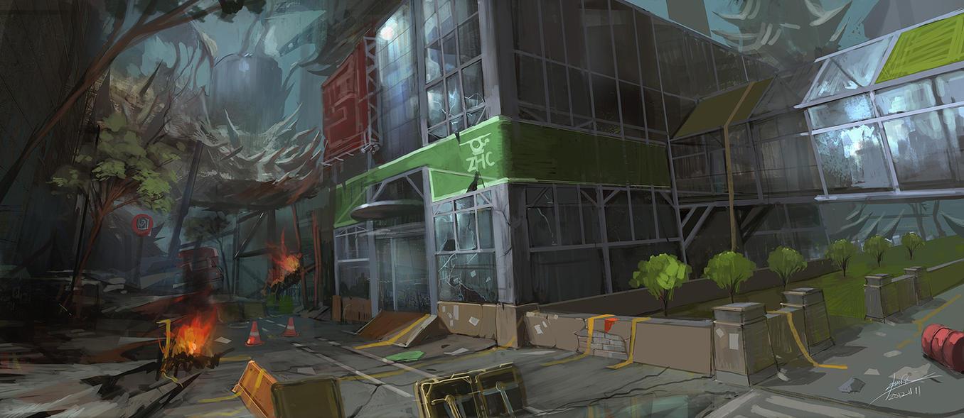 city of war by zhangc