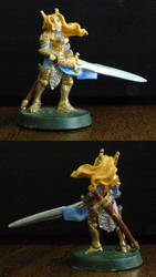 Lady Paladin Figure by Jenphi