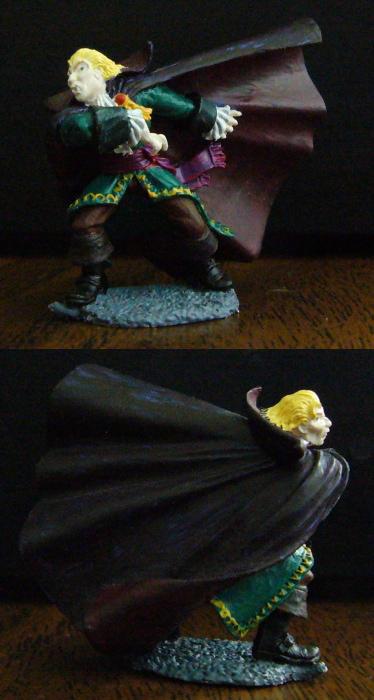 Vampire Lord Figure