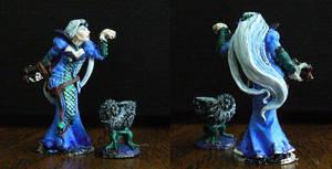 Water Sorceress Figure