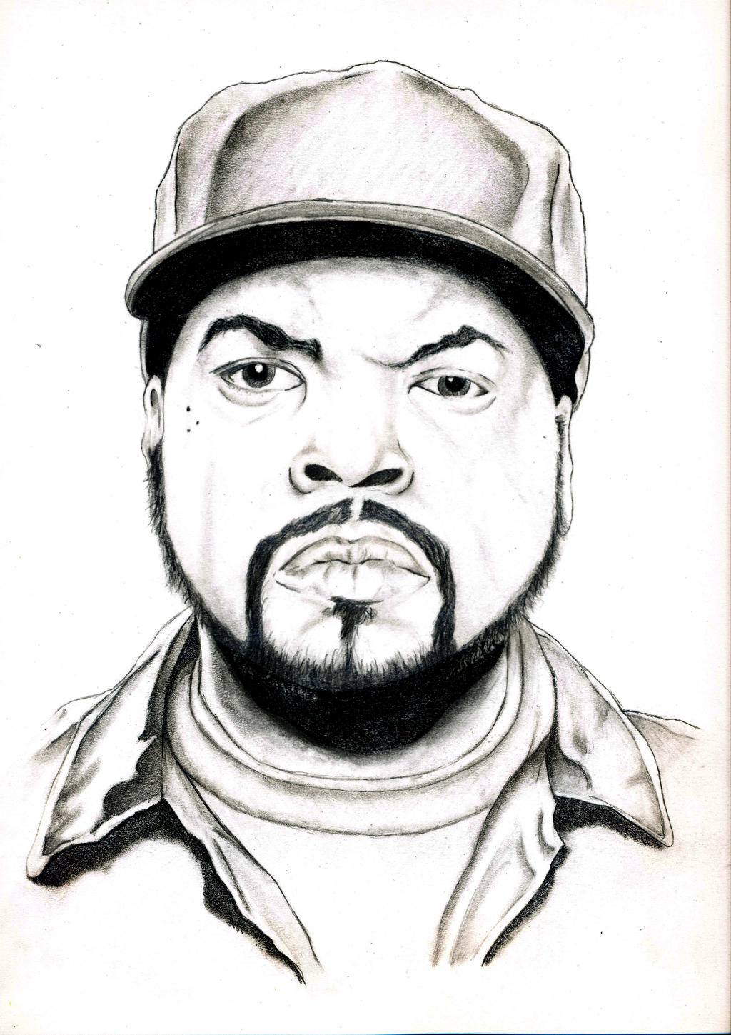 Ice cube :) by VelikiSob on deviantART