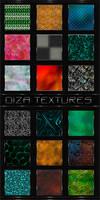 Varicoloured textures set by DiZa-74