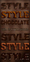 Chocolate styles