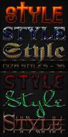 Text styles - 36