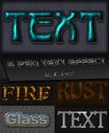 5 Psd Text Effect