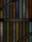 Reptile skins textures