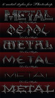 6 Metal Styles for PS