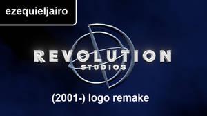 Revolution Studios (2001-) logo remake