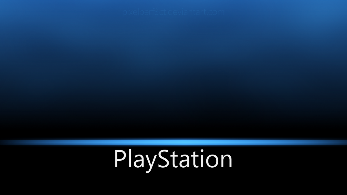 PlayStation by pixelperf3ct