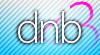 dnb heart heart by pixelperf3ct