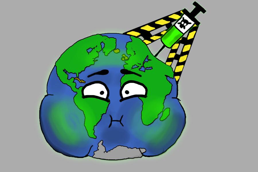 sick planet earth - photo #5
