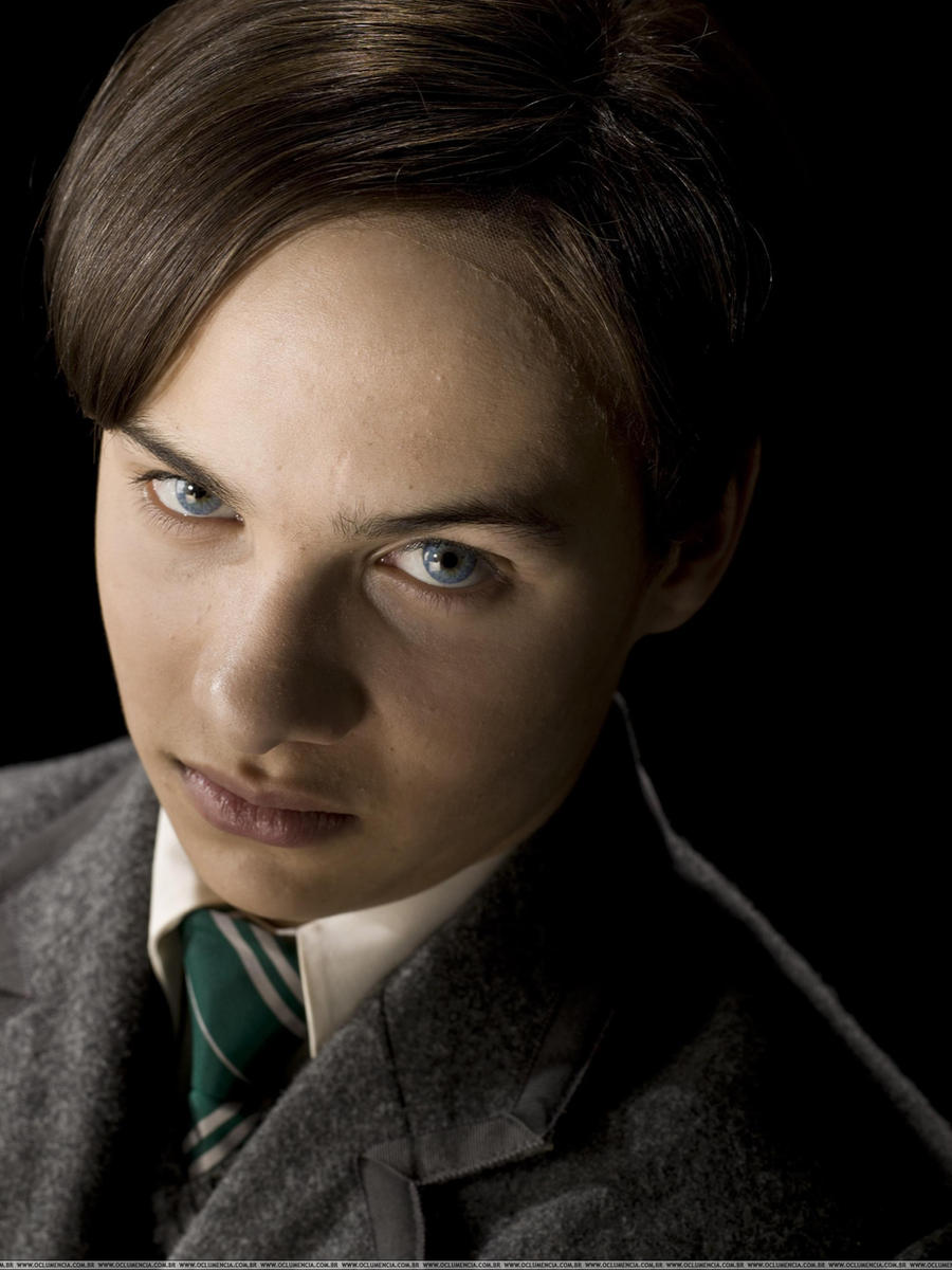 Young tom riddle 6 by vjameslily fan art digital art drawings movies