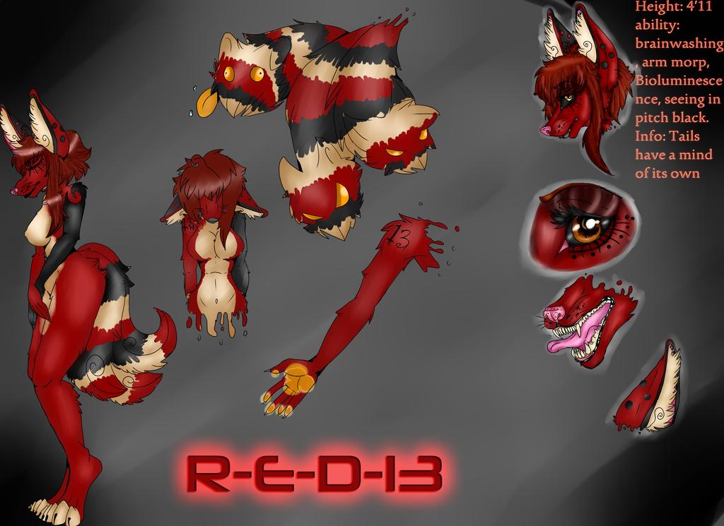 R-E-D13 UPDATED REF by R-E-D-13