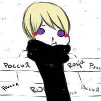 Get away from my snowy land by jacianek