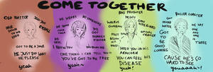 Come together by jacianek