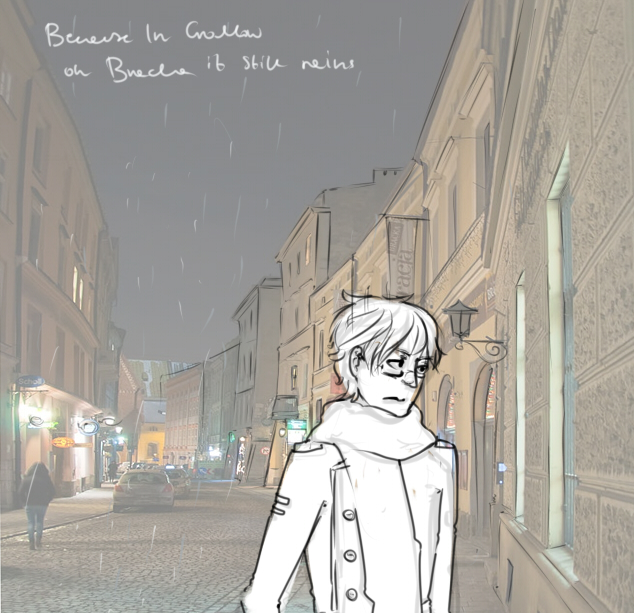 Bracka by jacianek