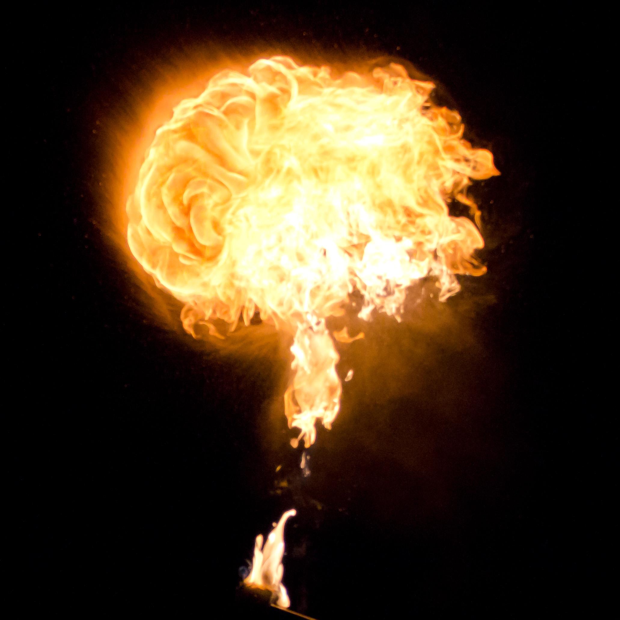 29 Fireball of Flame Fire