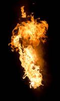 35 Fireball of Flame Fire