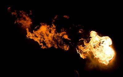 39 Fireball of Flame Fire